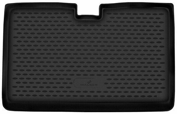 Vasca baule su misura per Renault Captur I hatchback (J5, H5) piano di carico inferiore anno 06/2013-Oggi
