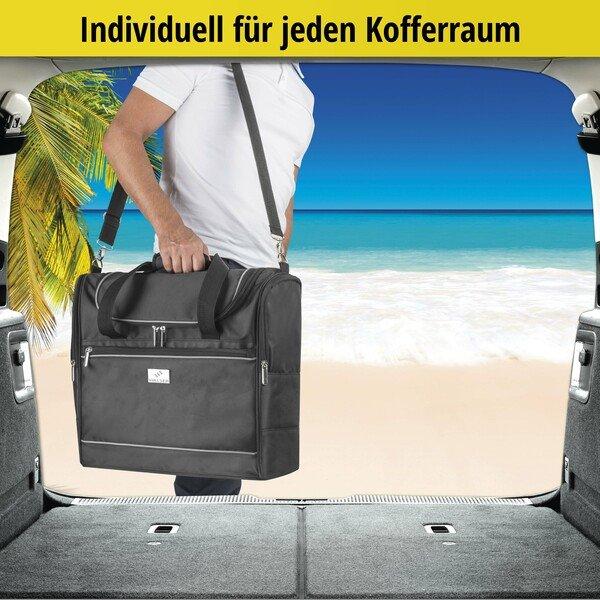Carbags Reisetasche 35x20x40cm schwarz