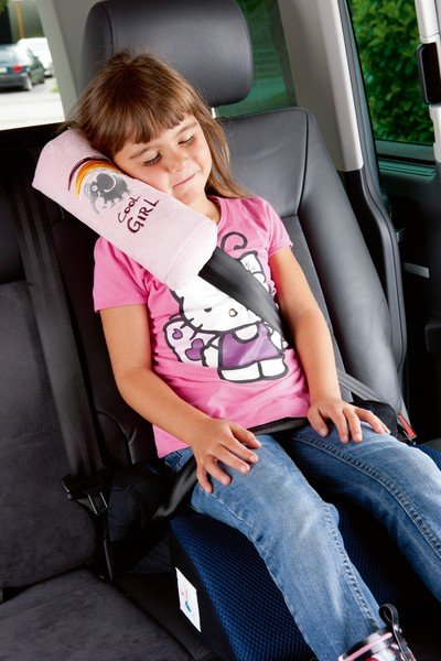 Pillow Cool Girl pink from 5 years