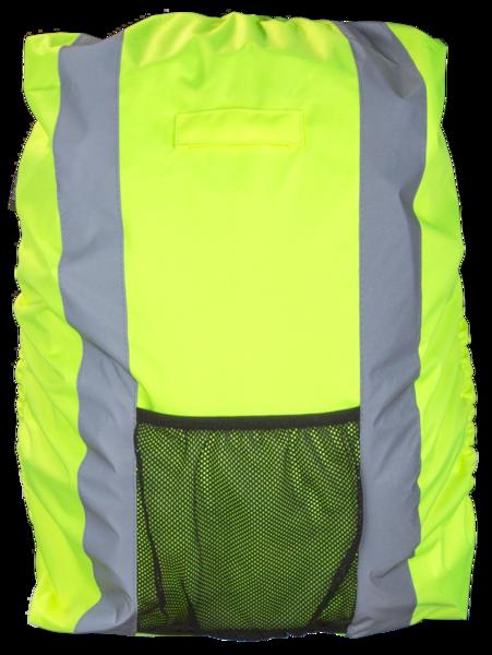 Reflecitve Bag Cover yellow 30L