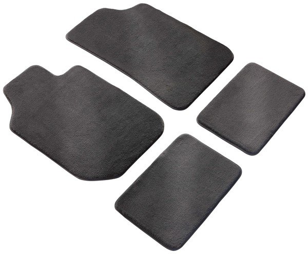 Car carpet Elegance Gr. A grey