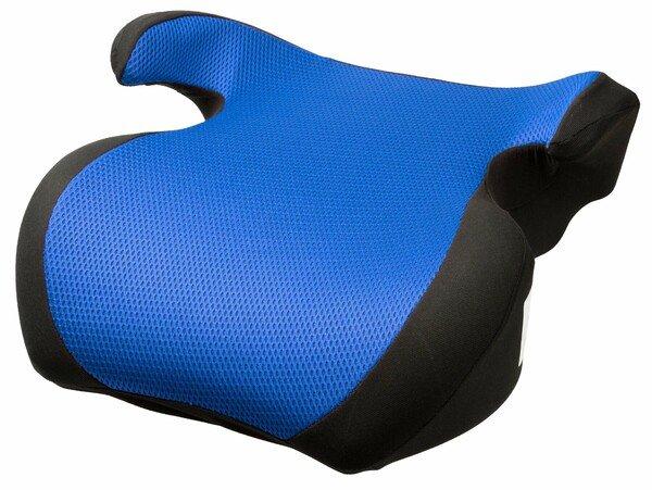 Booster seat Lino black/blue