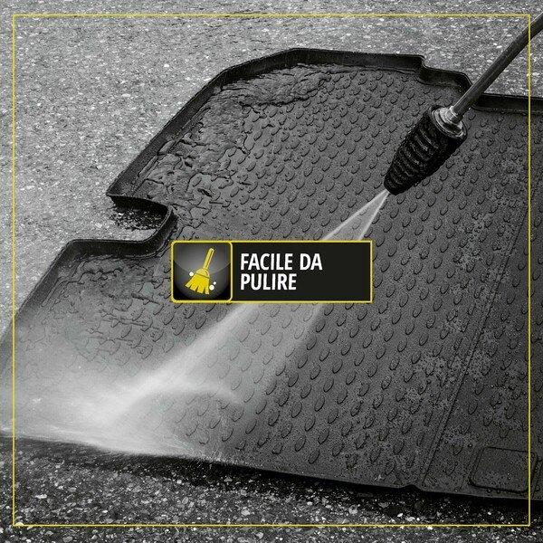 Vasca baule su misura per Opel Meriva A, anno 2003 - 2010