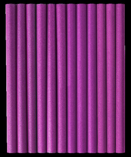 Bâtonnets à rayons 36 pièces rose réfléchissant