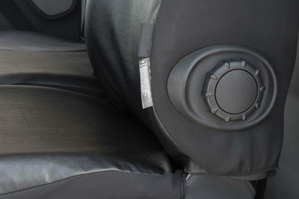 Car Seat covers for Opel Movano, Renault Master and Nissan Interstar single and double seat leatherette soft