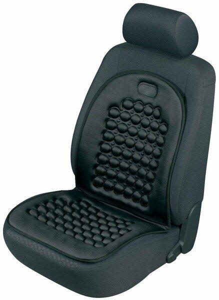 PKW Sitzauflage Magnet, Noppi schwarz