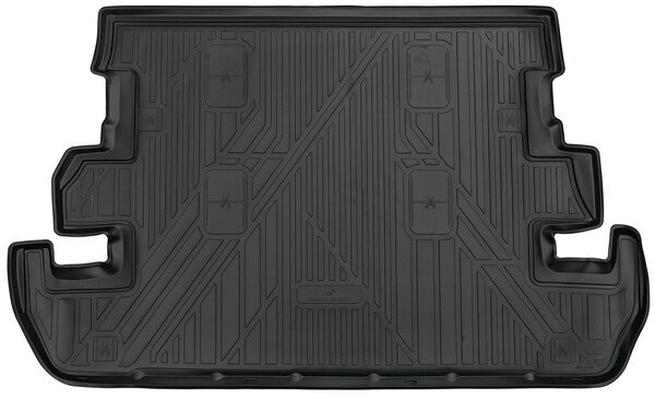 XTR trunk mat for Toyota Land Cruiser (J20) 7 seats year Facelift 2012 - Today