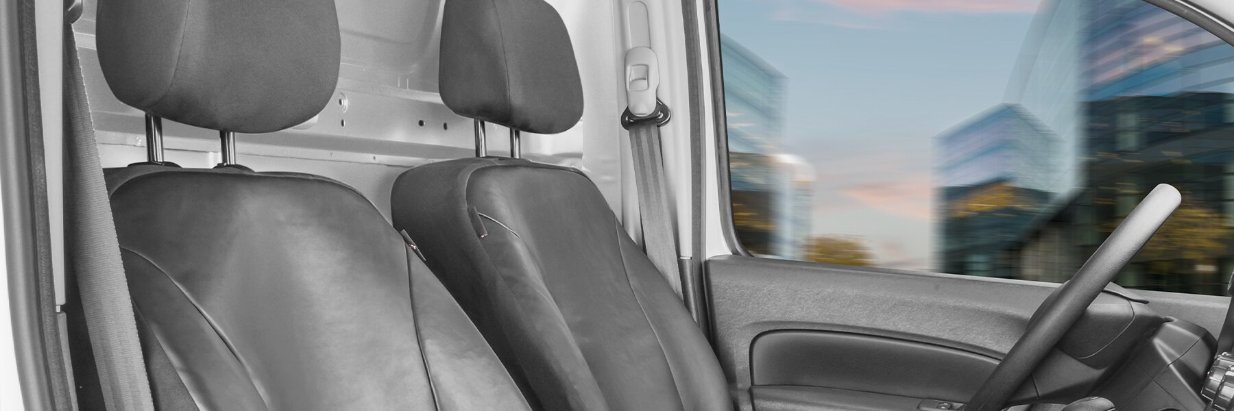 Schonbezüge Sitzbezug  Sitzbezüge JEEP Fahrer /& Beifahrer 906 Neu !