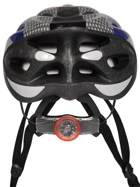 Casque de cycliste 58-61 cm Sprinter NXTB bleu