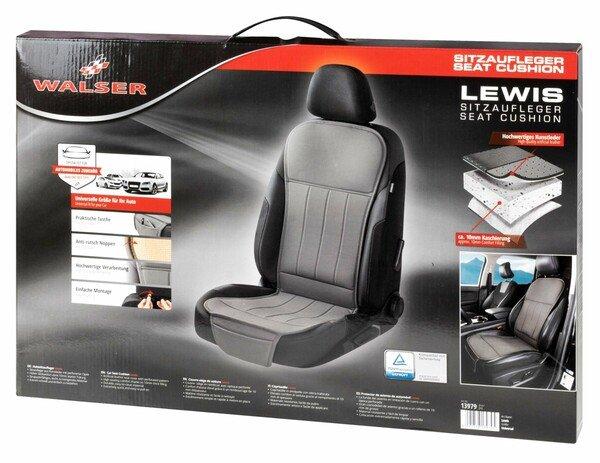 Housse de siège Lewis gris
