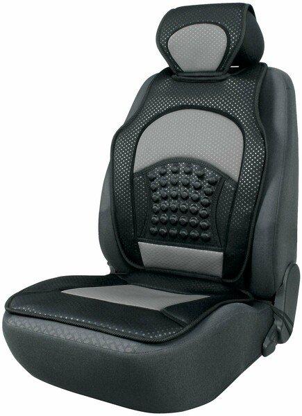 Housses de sièges Space noir argent