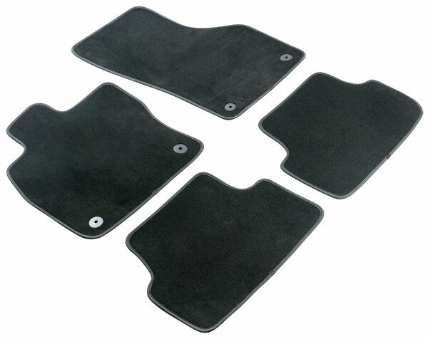 Premium Floor mats for Toyota Corolla Year of construction 03/2014 - Today