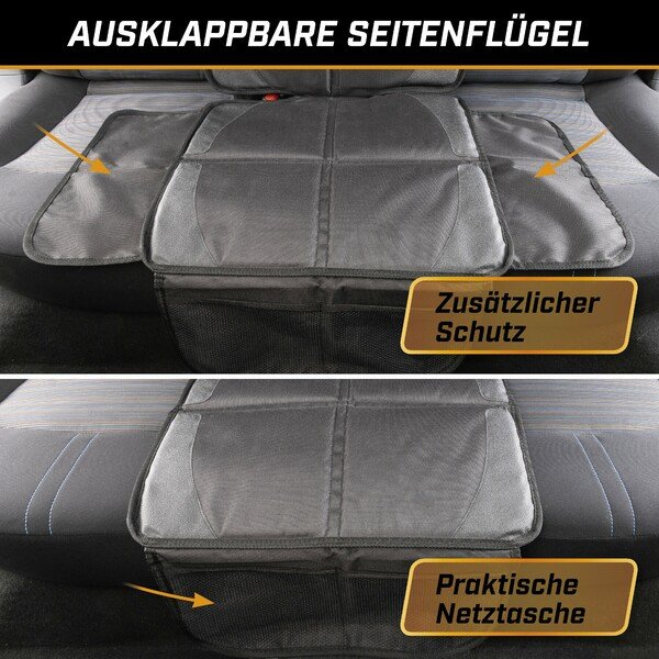 Kindersitzunterlage für PKW Rückbank Protect XL 122x47cm