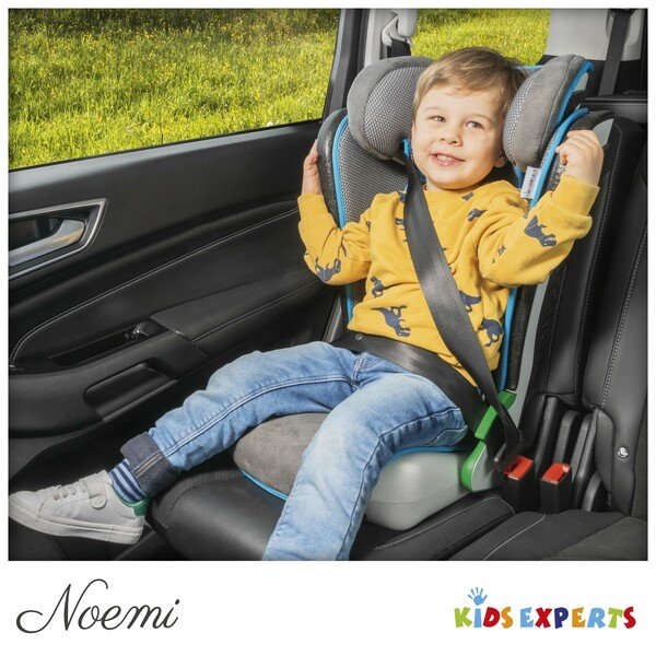 Seggiolino per bambini Noemi antracite/blu