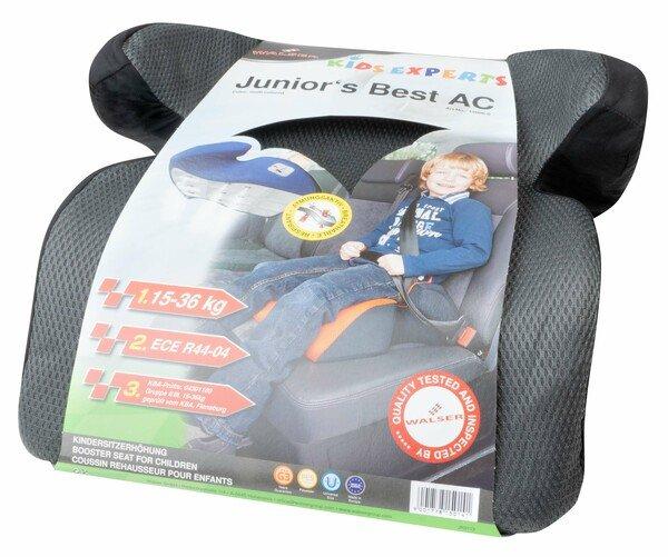 Booster seat for children Juniors Best anthracite