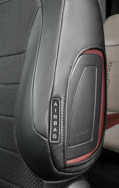 Premium Autositzbezug aus Stoff für Citroen Berlingo 2 2 Einzelsitze vorne Baujahr 2009 - heute