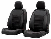 Seat cover Bari for Hyundai Tucson year of construction 05/2015 until today - 2 single seat cover for normal seats