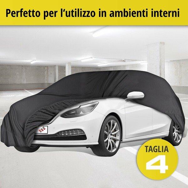 Telone protettivo Indoor Soft size 4 nero