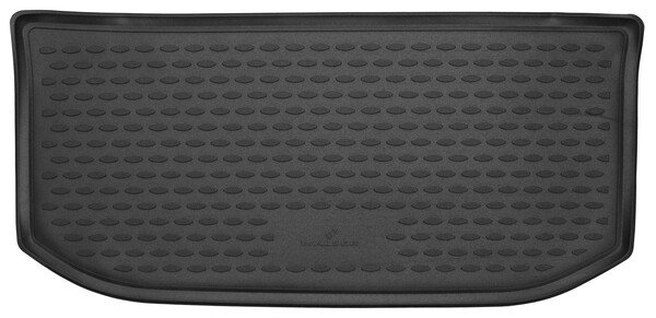 Trunk mat XTR for VW Up, upper loading floor Year of construction 2011 until today