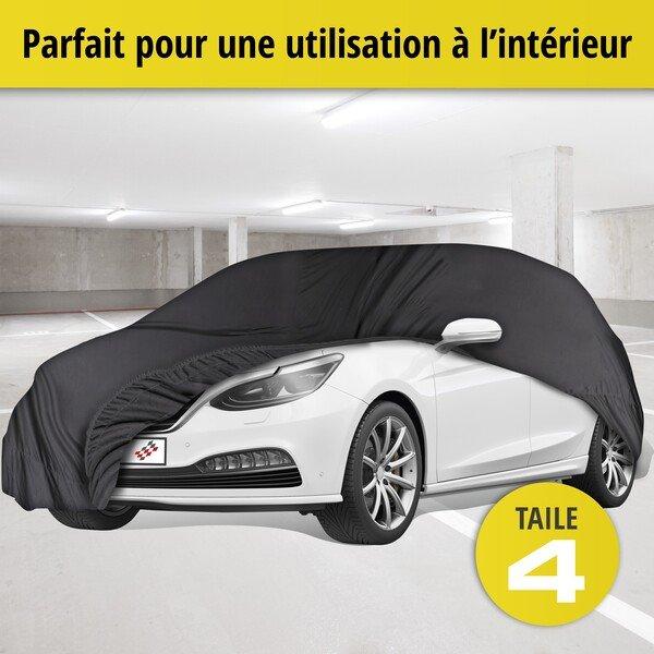 Bâche pour voiture d'intérieur Soft size 4 noir