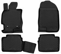 XTR rubber mats for Mazda 6 year 2007 - 2013