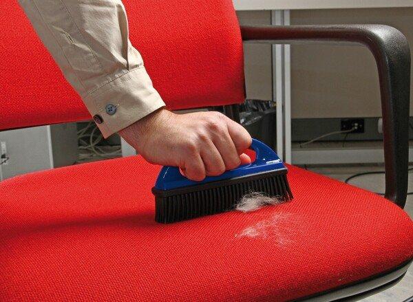 Spezialbürste für Sitze, Polster und Teppiche