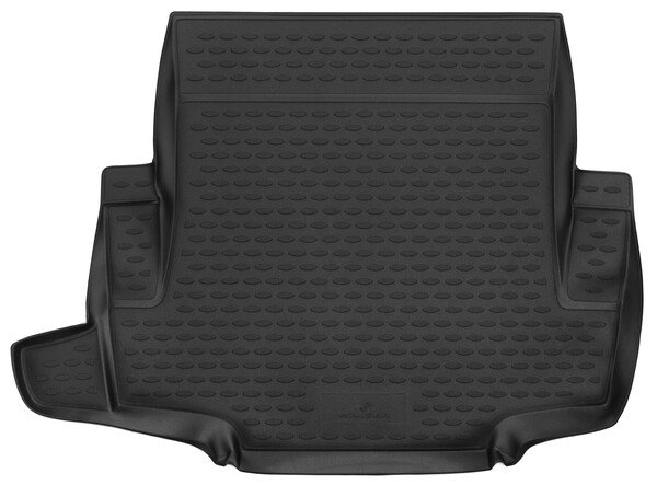 Trunk mat XTR for BMW 1 series 5-door (E87) model year 2004 to 2011