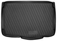 XTR Boot mat for Opel Corsa E year 2014 - Today suitable for the lower loading floor
