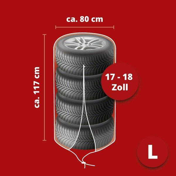 Reifentasche Größe L 17-18 Zoll Reifen