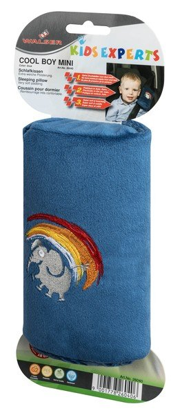 Mini sleeping pillow Cool Boy blue from 3-4 years