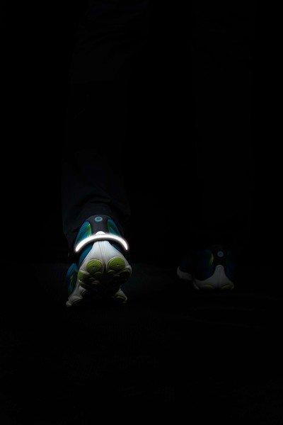 Clip da scarpe a LED bianco