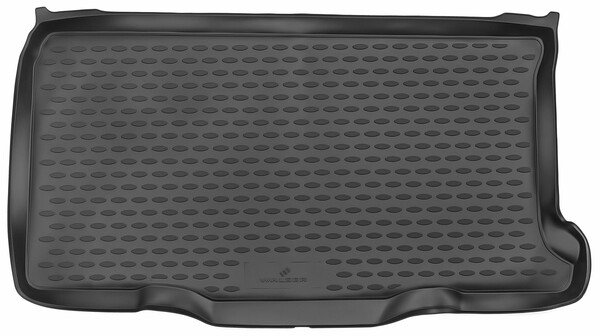 XTR trunk mat for Fiat 500 (312) year 2007 - Today