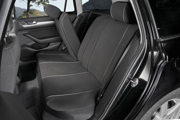 Car Seat cover Modulo for rear seat bench 5 parts