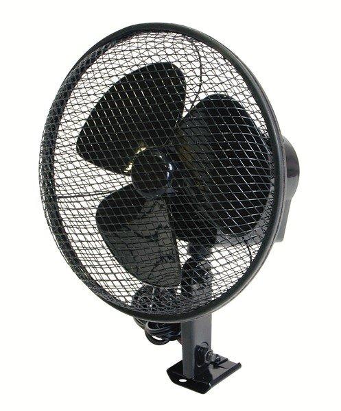 Metall Ventilator Jumbo 12V