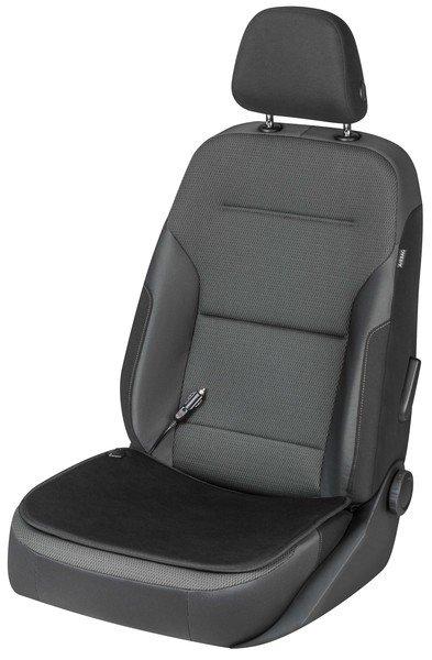 Heizkissen für Sitzfläche mit 12V Anschluss Schwarz