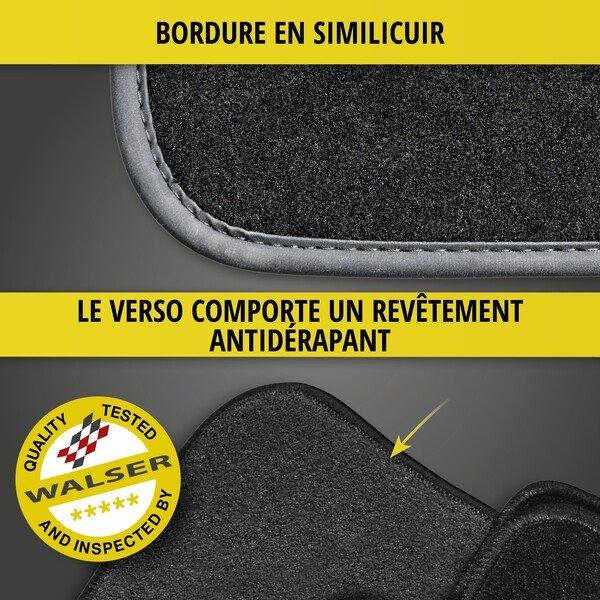 Tapis de sol de qualité supérieure pour Suzuki Swift année 09/2010 - 03/2017