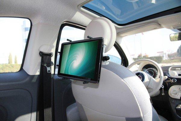 Tablet Halterung für Auto Kopfstützen