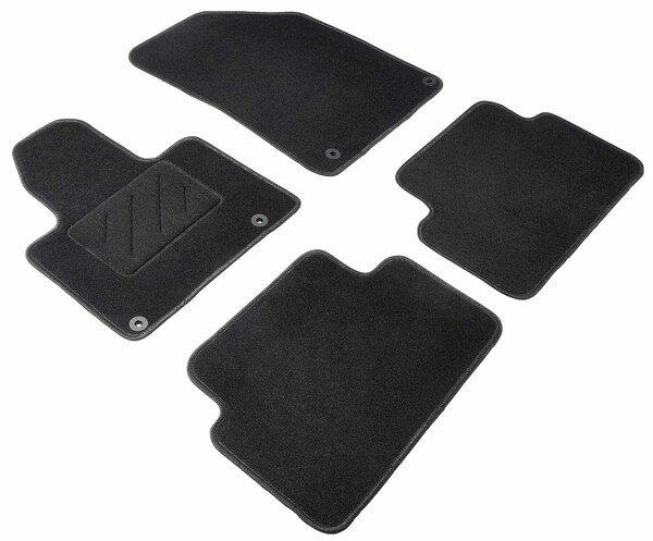 Fußmatten für Citroen C5 III/C5 III Breakt 02/2008-Heute