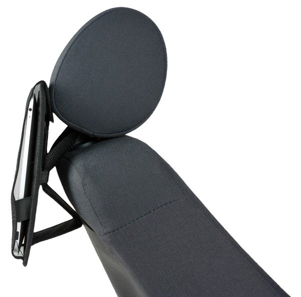 Headrests Tablet holder High Road black