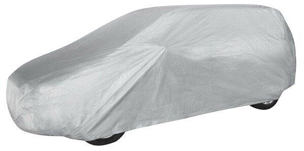 Bâche pour voiture All Weather Light SUV taille de garage XL gris clair