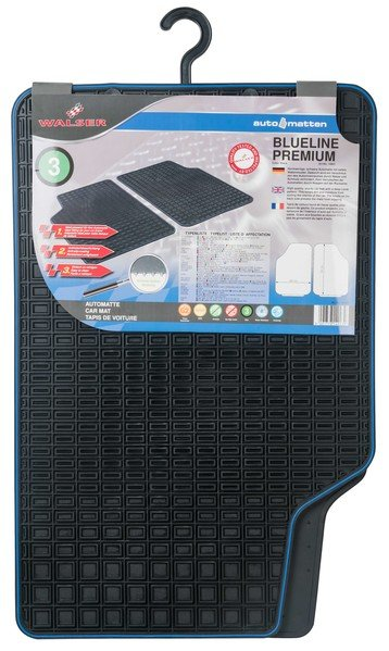 Rubber mats for Blueline Premium size 3