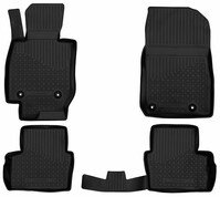 XTR rubber mats for Mazda CX-3 year 01/2015 - Today