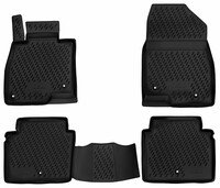 XTR rubber mats for Mazda 6 notchback year 12/2012 - Today