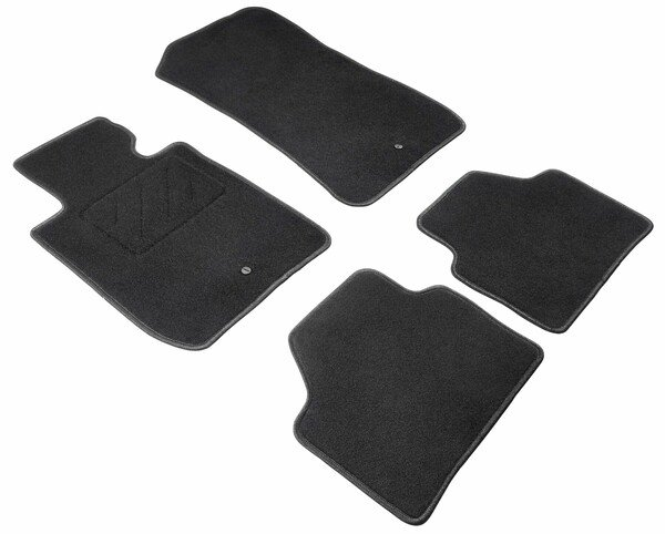 Fußmatten für BMW X1 (E84) 03/2009-06/2015