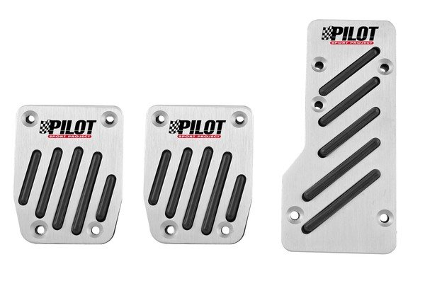 PKW Fusspedal Set - Alu Sportpedal RACE-2