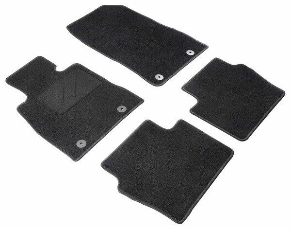 Fußmatten für Mazda 2 08/2014-Heute