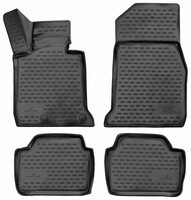 Rubber mats XTR for BMW 1 series (F20) year of construction 2011 - today