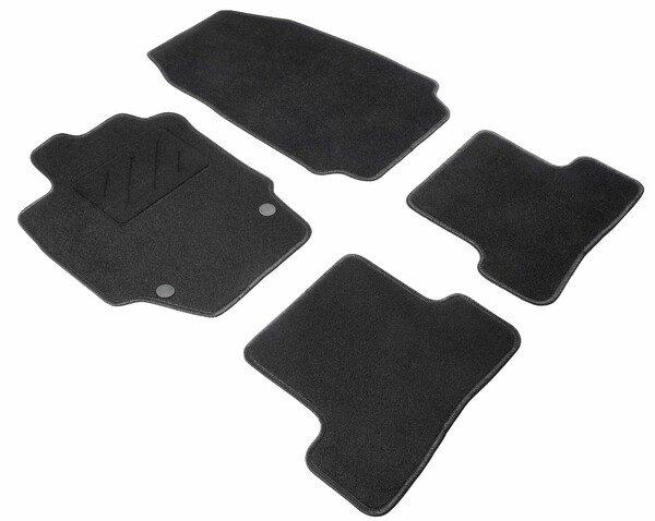 Fußmatten für Renault Clio IV (BH) 11/2012-Heute