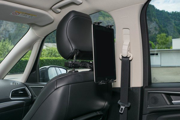 Premium car tray holder for headrest suitable for 10 inch trays