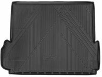 XTR trunk mat for Toyota Land Cruiser (J15) 7 seats 3rd row folded year Facelift 2013 - Today